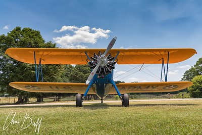 A Stearman Kind of Day