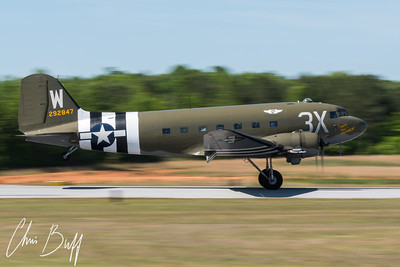 C-47 Rolling Out