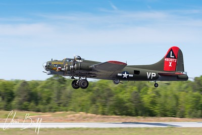 Texas Raiders takes to the sky - 2018 Christopher Buff, www.Aviationbuff.com