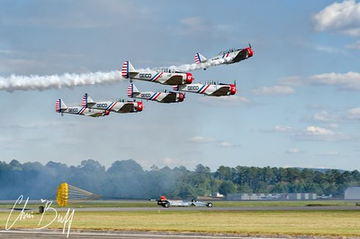 Skytypers and Jet Car