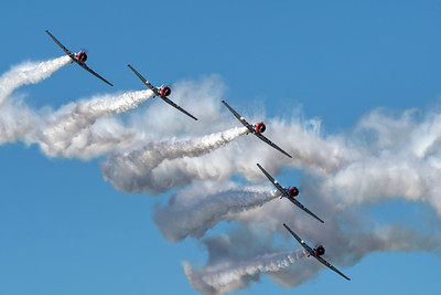 Geico Skytypers over Florida