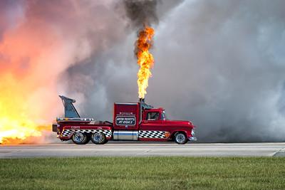 Jet Truck Hot Streak II
