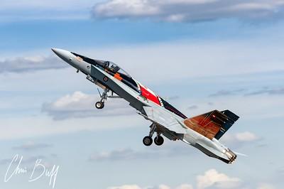 Hornet Launch