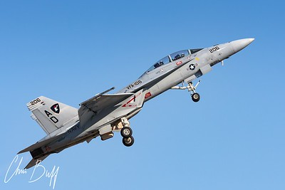 Super Hornet Climbout