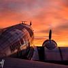 Dawn DC-3 - 2017 Christopher Buff, www.Aviationbuff.com