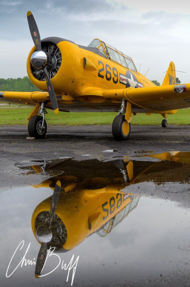 Puddle Jumper - By Christopher Buff, www.Aviationbuff.com