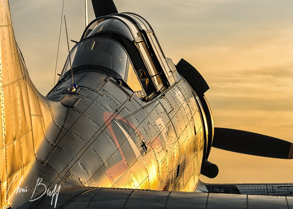 Dauntless at Dusk
