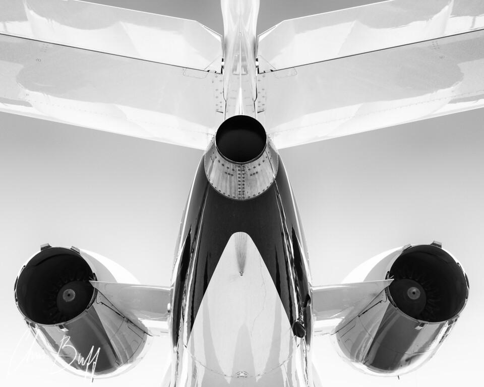 Falcon Tail by Christopher Buff, www.Aviationbuff.com
