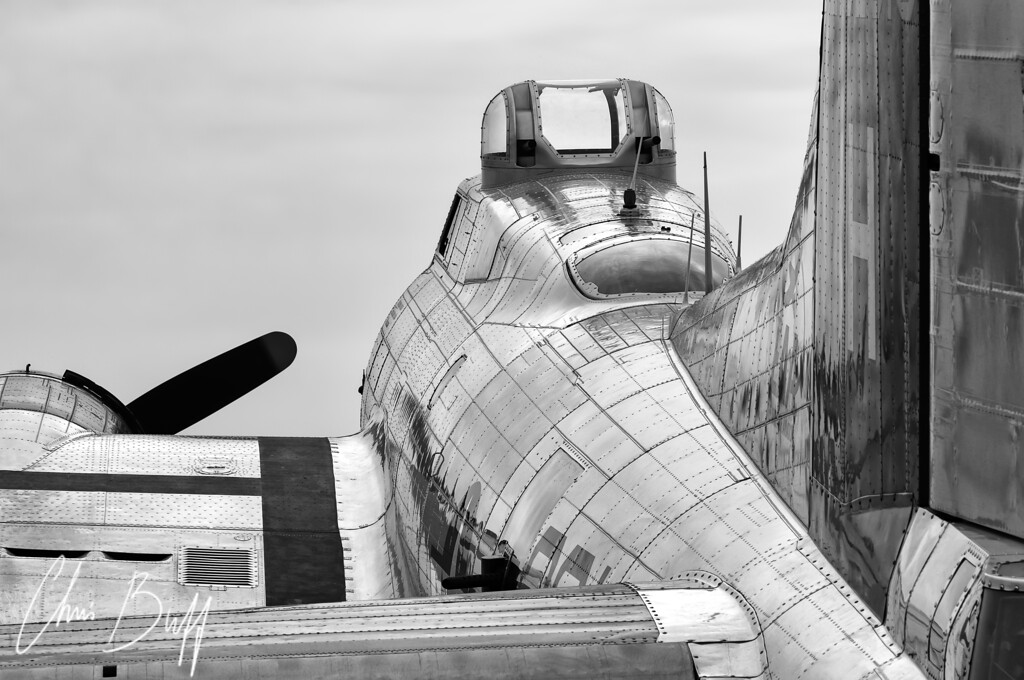 Flying Fortress - 2017 Christopher Buff, www.Aviationbuff.com