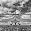 Dreaming of Flight, In Black & White - By Christopher Buff, www.Aviationbuff.com