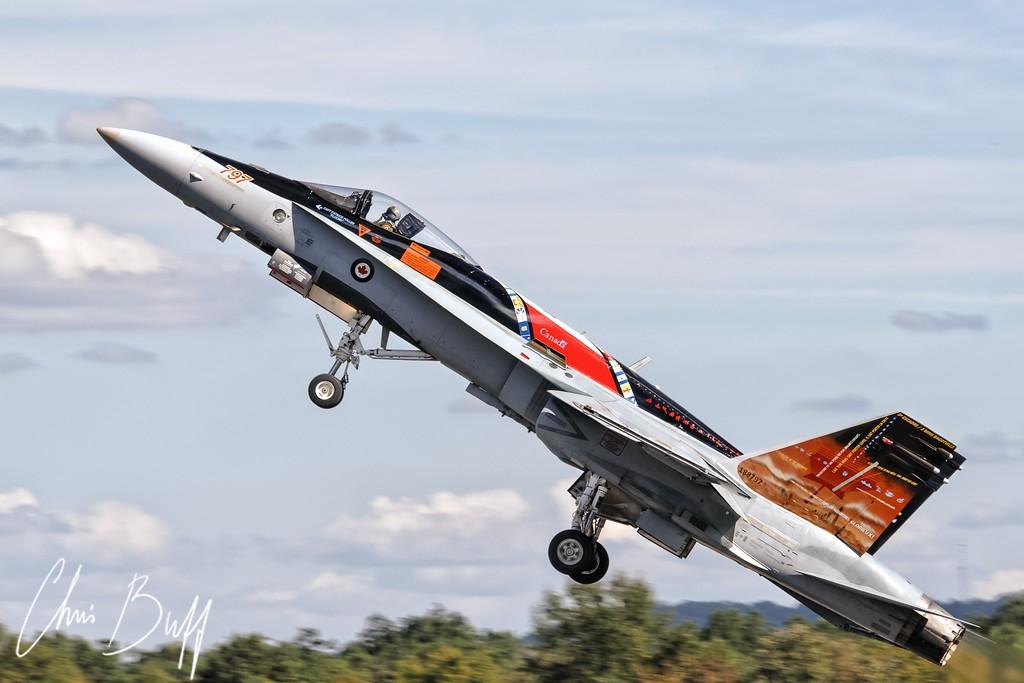 Flight of the Hornet
