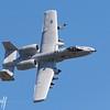 Warthog over Moody AFB - 2017 Christopher Buff, www.Aviationbuff.com
