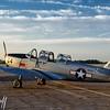 PT-19 at Sunrise - 2016 Christopher Buff, www.Aviationbuff.com