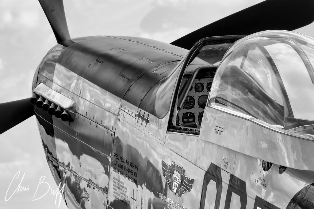 Ready to Fight - 2016 Christopher Buff, www.Aviationbuff.com