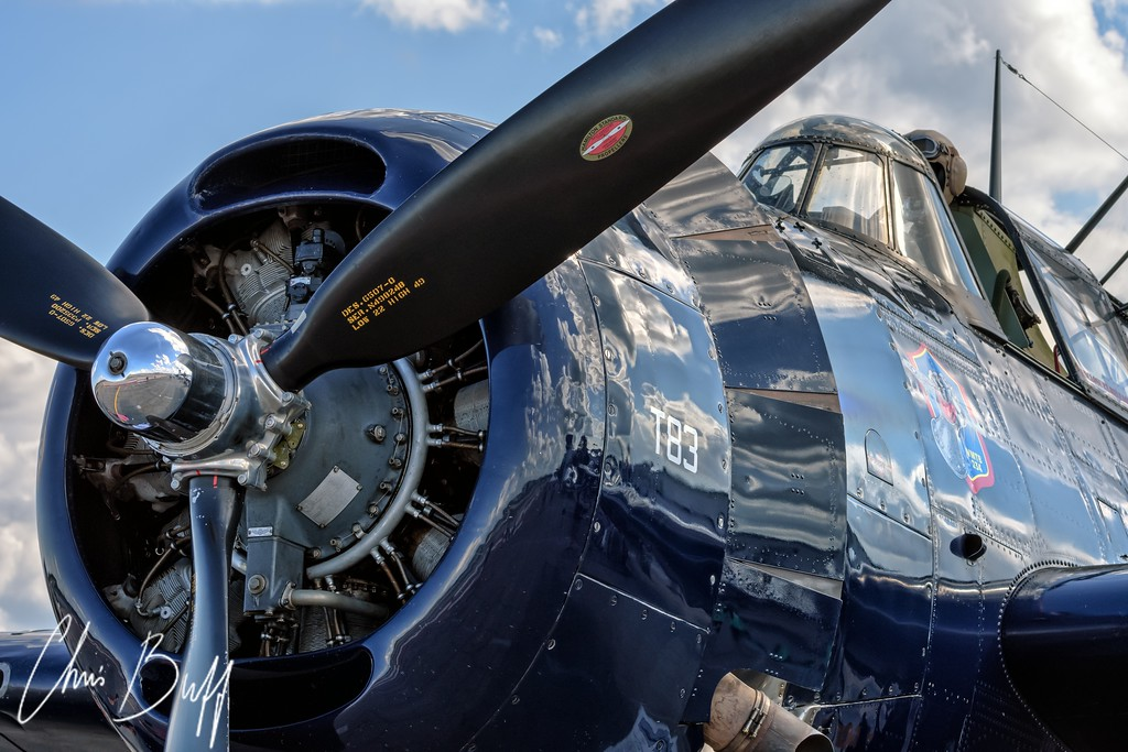 The Avenger - 2015 Christopher Buff, www.Aviationbuff.com