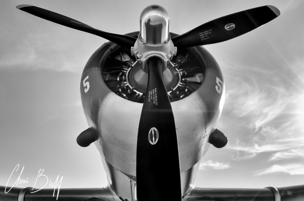 Dauntless - Christopher Buff, www.Aviationbuff.com