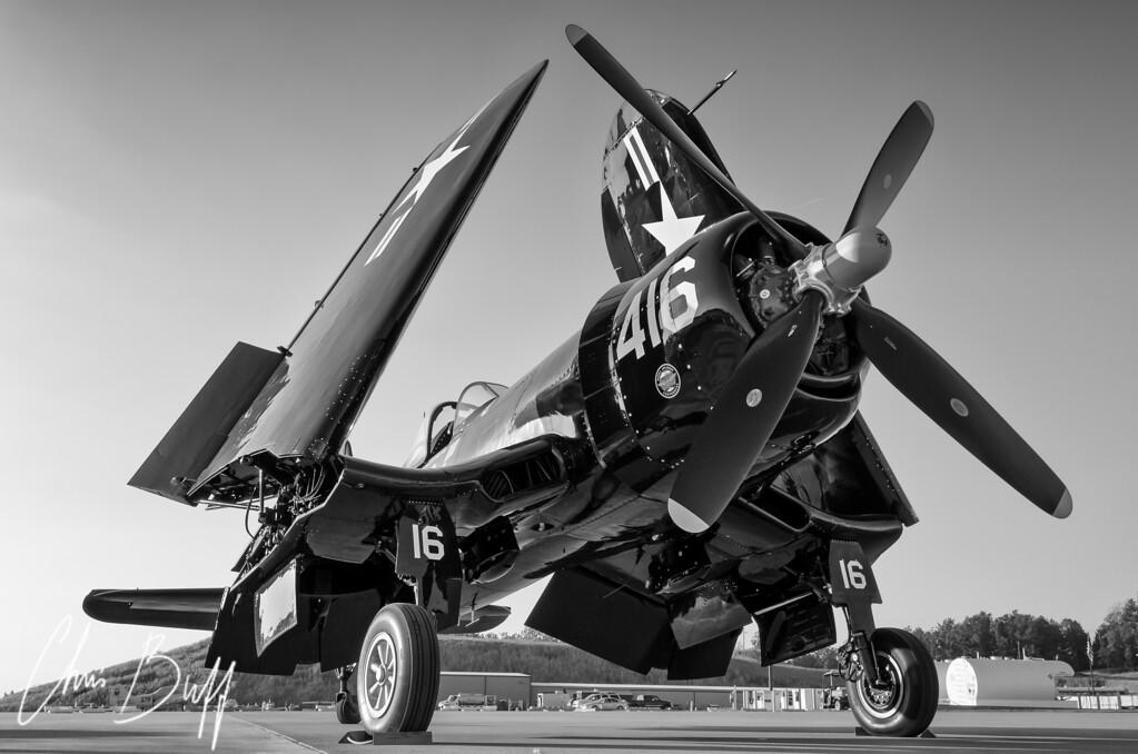 Corsair Dawn II - Christopher Buff, www.Aviationbuff.com
