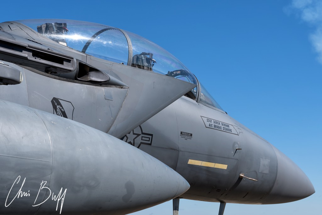 The Strke Eagle - 2017 Christopher Buff, www.Aviationbuff.com