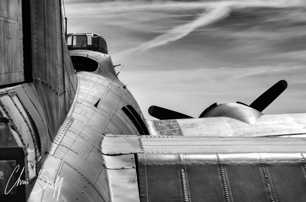 Memphis Belle - 2017 Christopher Buff, www.Aviationbuff.com