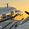 Sunset Reflections - By Christopher Buff, www.Aviationbuff.com