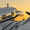 Sunset Reflections - By Christopher Buff, www.Aviationbuff.com