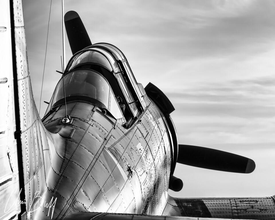 Dauntless - By Christopher Buff, www.Aviationbuff.com