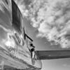 Panchito's Tail - 2017 Christopher Buff, www.Aviationbuff.com