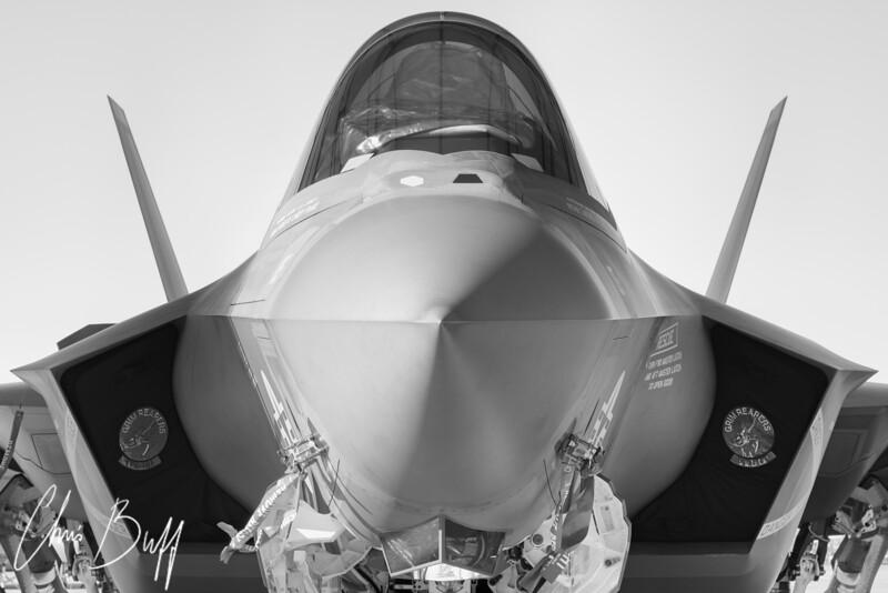 Stealth Lightning 2017 - 2017 Christopher Buff, www.Aviationbuff.com