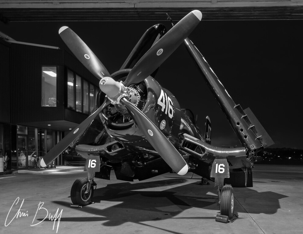 Night Fighter - 2015 Christopher Buff