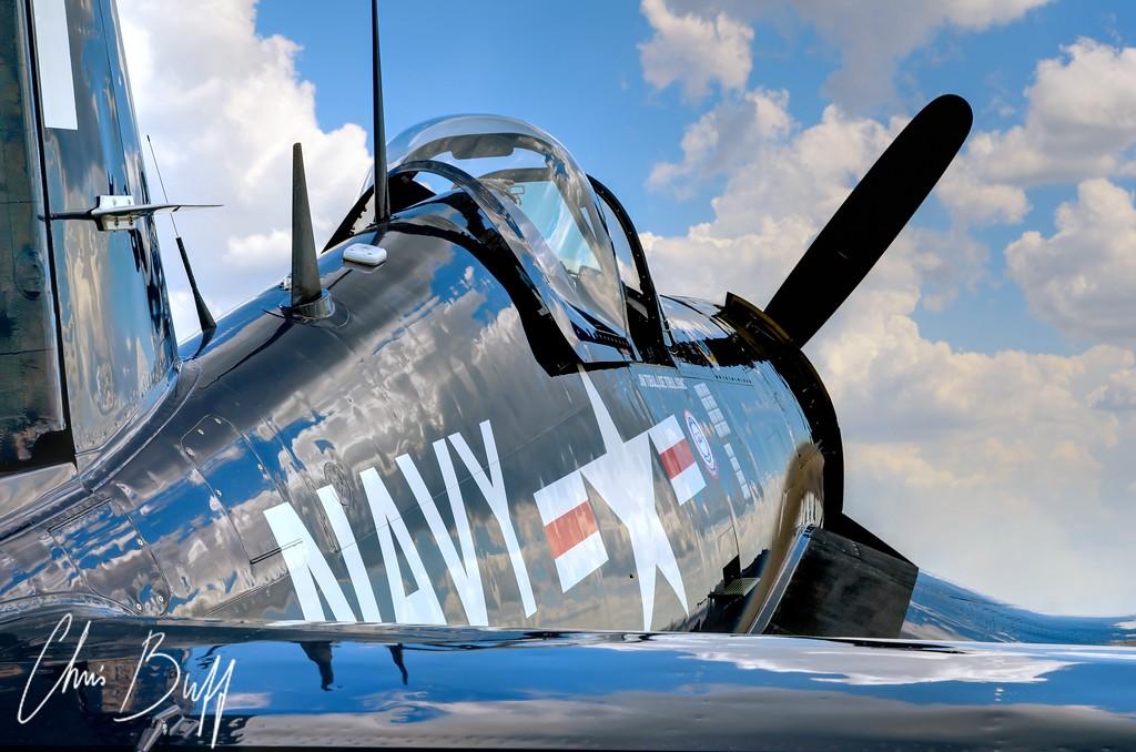 """F4U Corsair """"Korean War Hero"""""""
