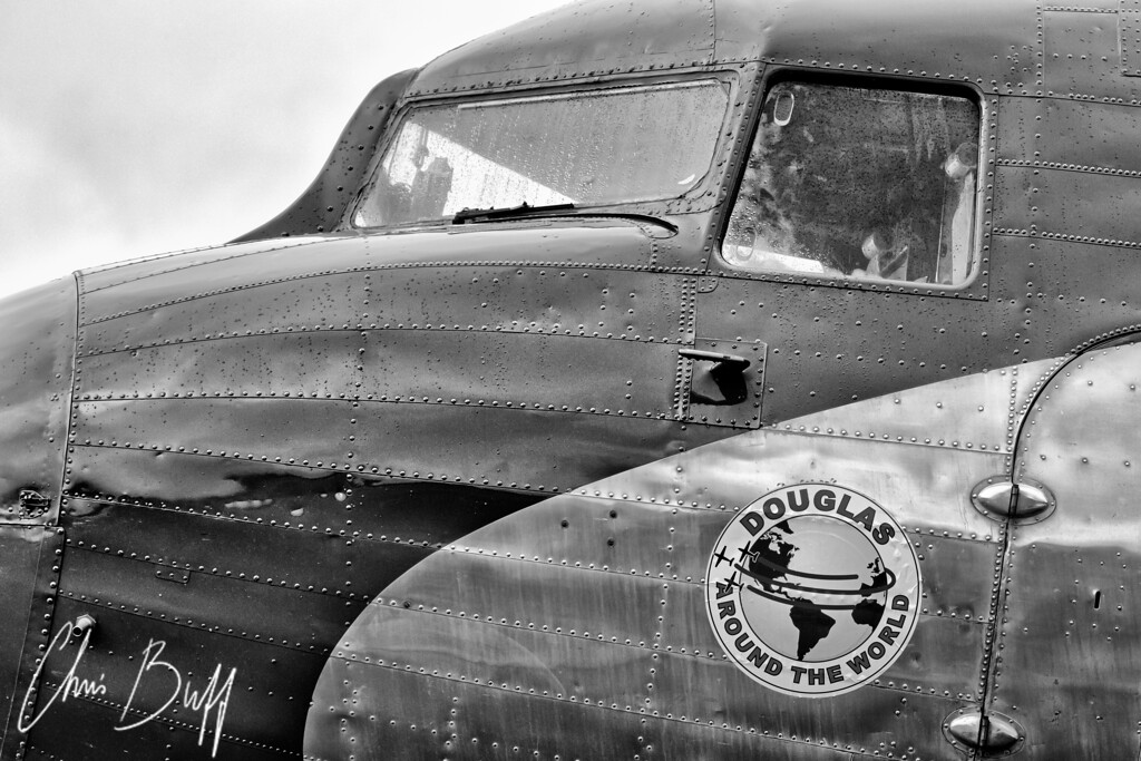 Douglas Around the World - 2015 Chirstopher Buff, www.Aviationbuff.com