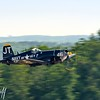 Corsair over Georgia - 2015 Christopher Buff, www.Aviationbuff.com