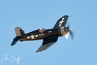 Dixie Wing Corsair - 2017 Christopher Buff, www.Aviationbuff.com