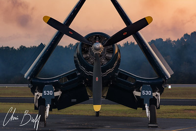 Corsair at Dusk