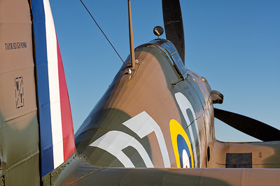 Hawker Hurricane - Ready for Battle