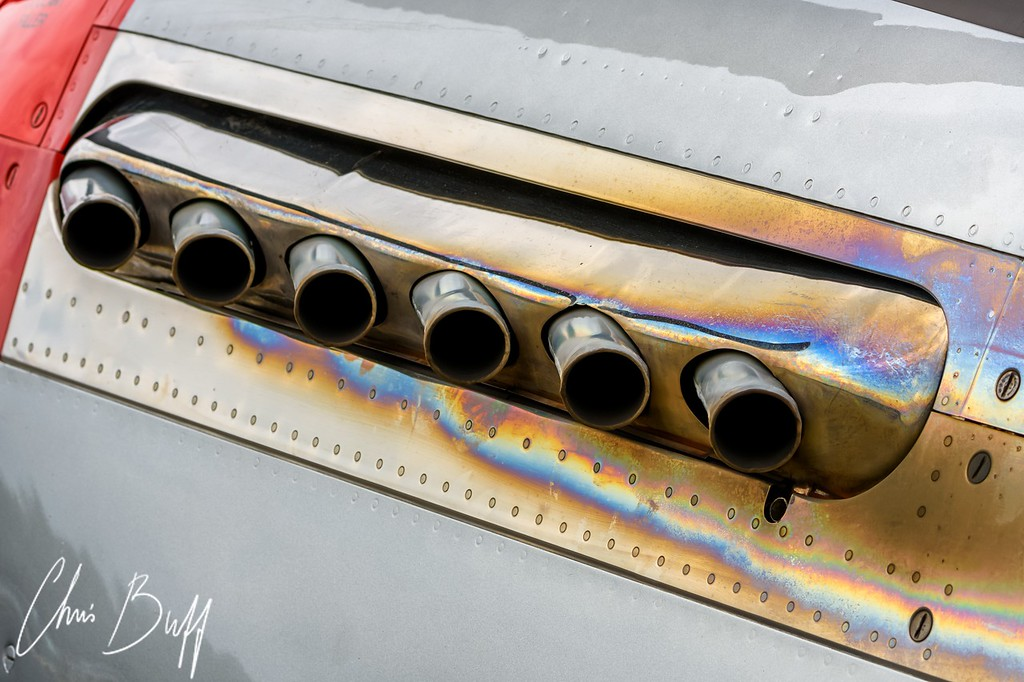 Mustang Exhaust Stack
