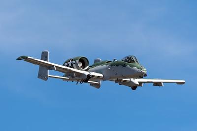 A-10 Inbound Hot