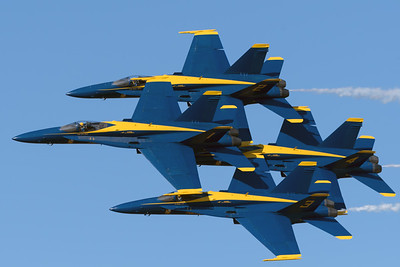 Blue Angels Diamond 2019