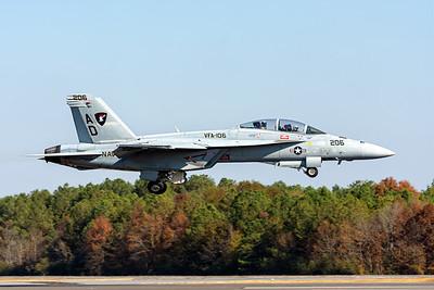Super Hornet Takeoff