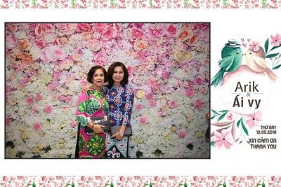 [PhotoboothDaNang] Arik & Ái Vy Wedding Photo Booth