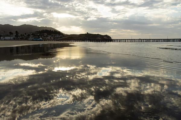 Avila Beach Morning