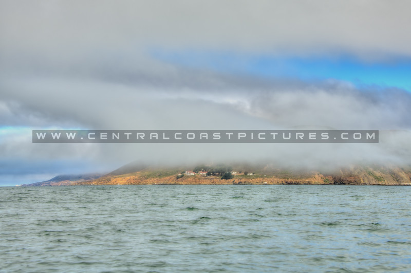 Avila lighthouse fog 5373