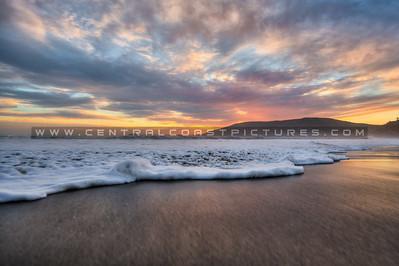 avila waves sunset 9700