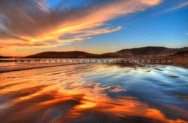 avila beach sunset_7496