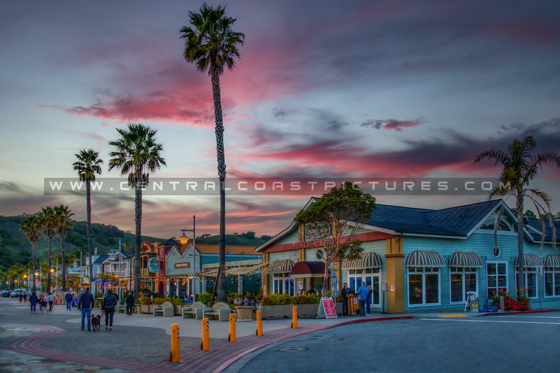 avila beach downtown 7649