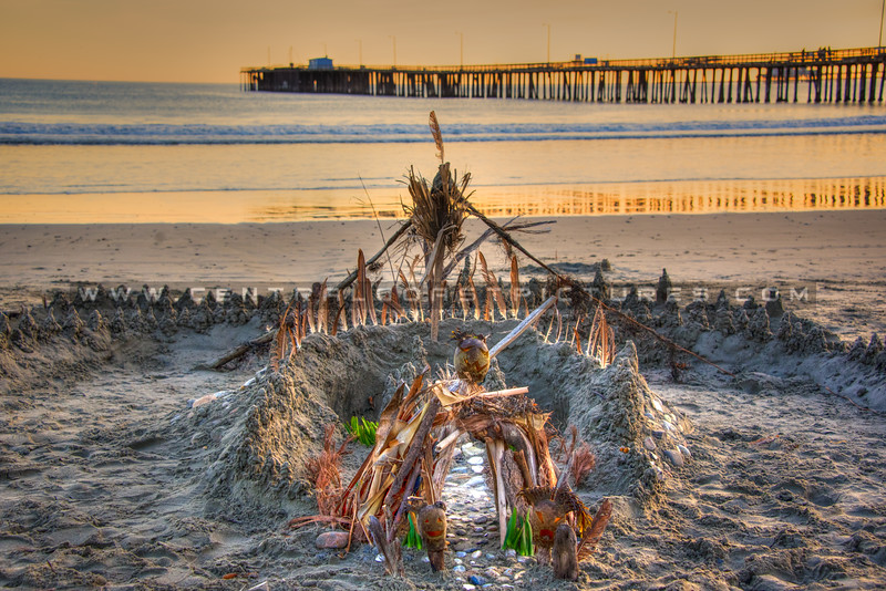 avila beach sand sculpture 7616-