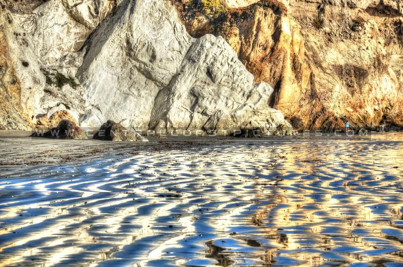 Avila Beach reflections