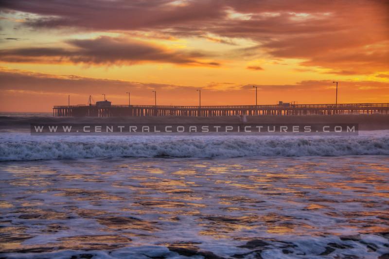 avila beach big waves 9782