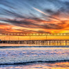 avila beach pier sunset_7522