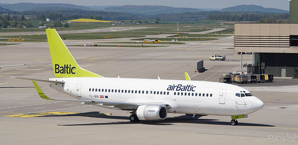 Air Baltic B-737-300 YL-BBI